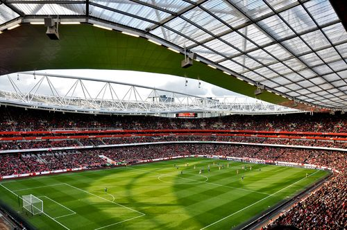Arsenal Stadium Edited